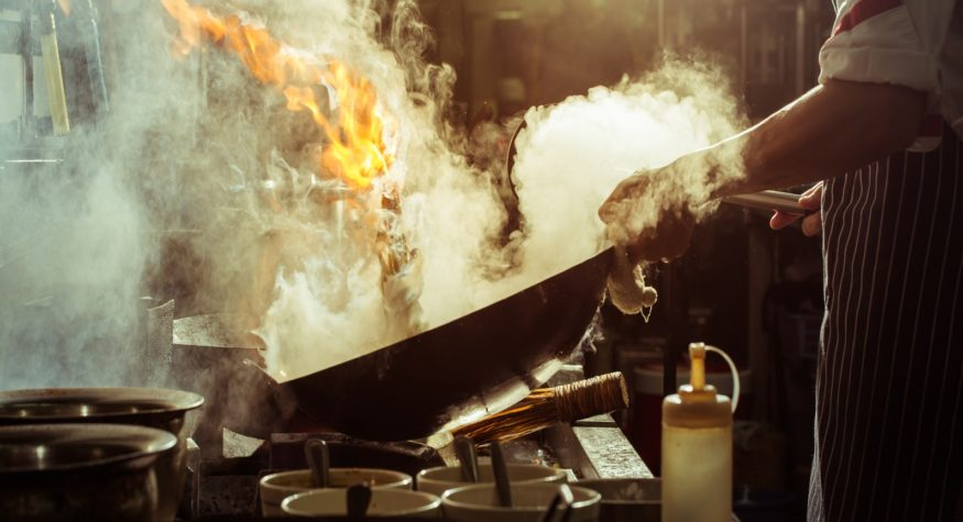Fire Prevention Tips for Your Restaurant Kitchen